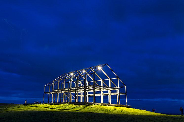 Landmarkentour, Halde Norddeutschland, © Torsten Thies