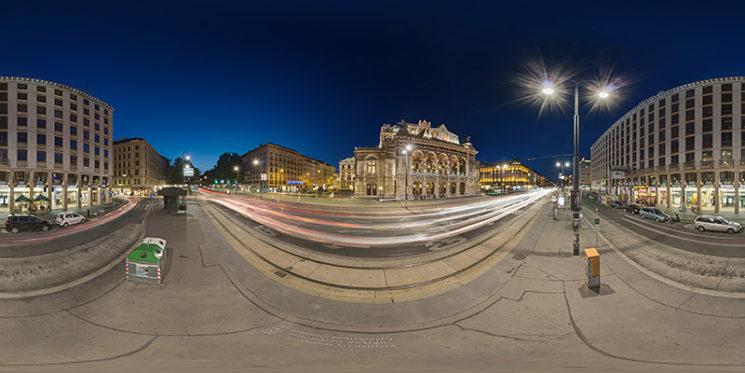 Nächtliches Panorama, © Thomas Bredenfeld