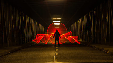 Lightpainting f. Einsteiger, © ZOLAQ