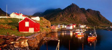 Multivision Norwegen mit Gereon Roemer