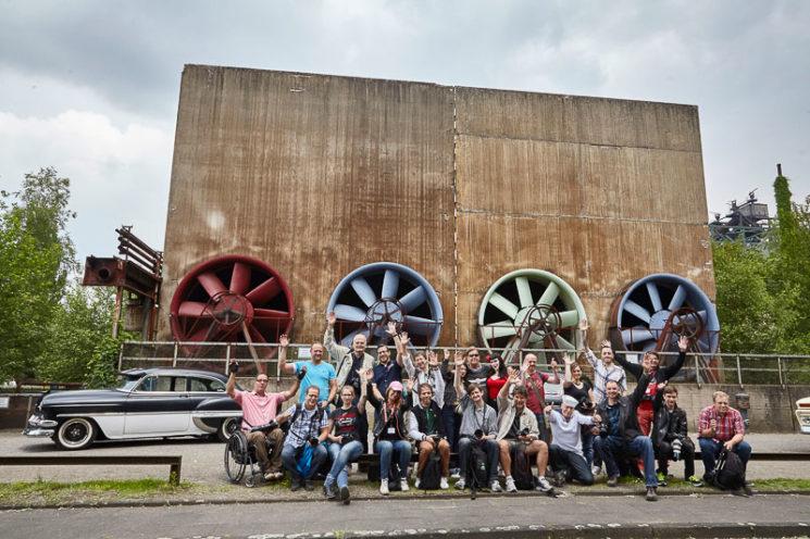 """Workshop """"Cars & Girls"""" mit Robin Preston bei der Photo+Adventure 2016, © Photo+Adventure / Tina Umlauf"""