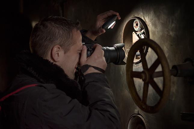Makrofotografie im Lapadu, © Klaus Wohlmann