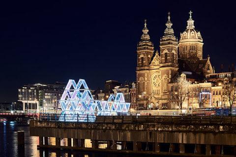 Amsterdam Light Festival, © Jochen Kohl