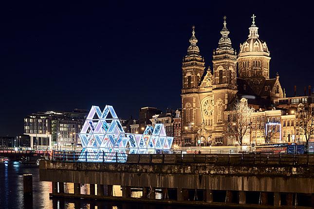 Amsterdam Lightfestival, © Jochen Kohl