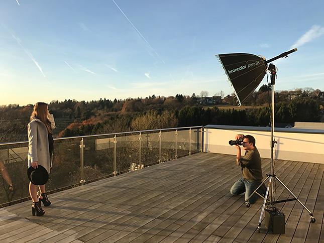 Terrasse Fotostudio Jochen Kohl