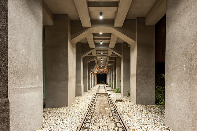 Zeche-Zollverein, © Olav Brehmer