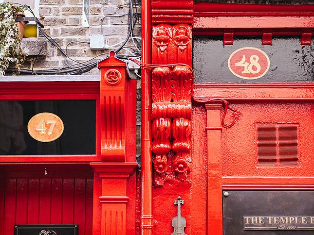 Temple Bar - Fotoworkshop Dublin (c) Thomas Adorff