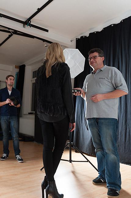 Shooting zu zweit - Olav Brehmer