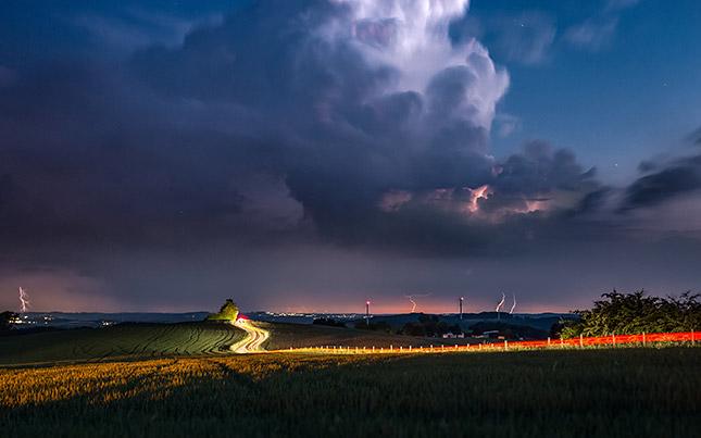 Zeitrafferfotografie, © Tobias Gawrisch