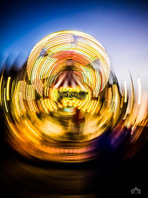 Bewegung, die bewegt. © Uwe Statz