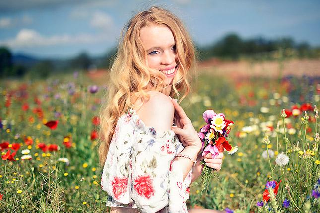 Beauty-Portrait und Fashion-Fotografie, ©Jens Brüggemann