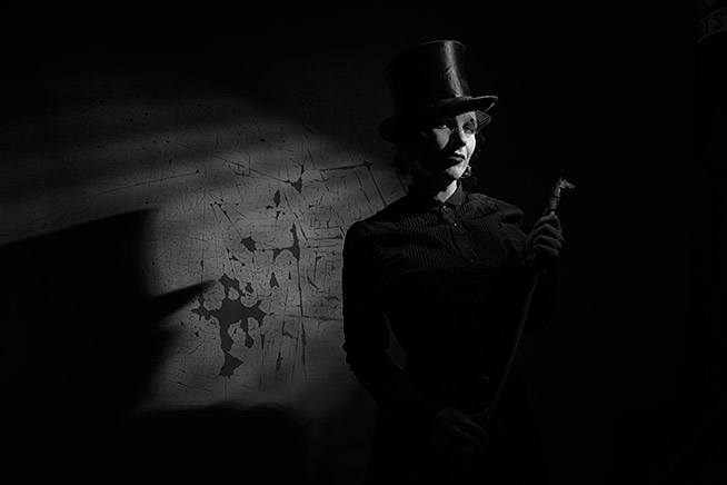 Film Noir, © Robin Preston