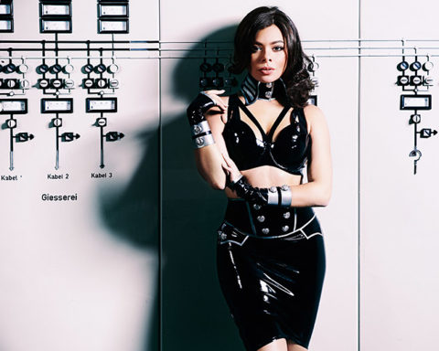 Latex-Fashion-Fotografie, © Jochen Kohl