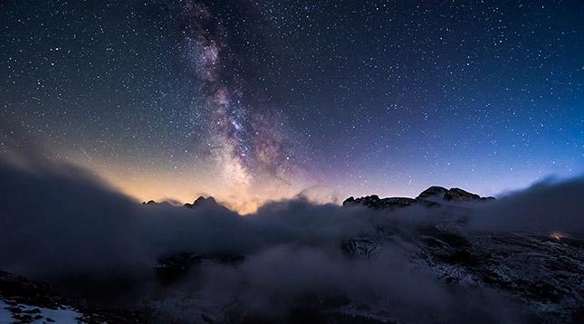 Milchstraßenfotografie, © Bastian Werner