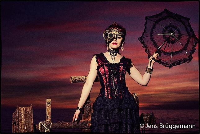 Beauty-Porträt-Fotografie, ©Jens Brüggemann