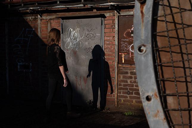 Mit Licht & Schatten Emotionen erzeugen, ©Klaus Wohlmann