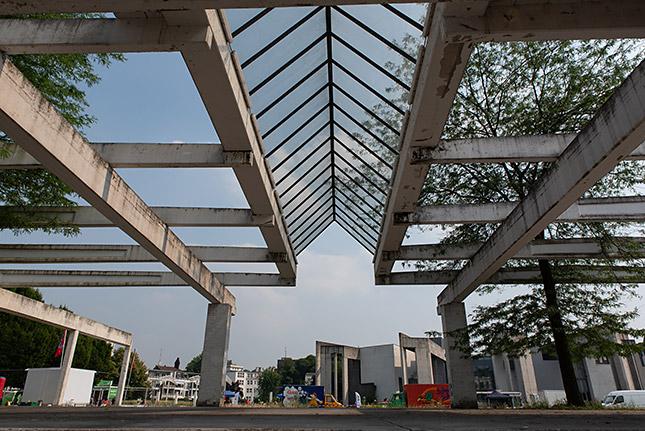 Langzeitbelichtung und Architekturfotografie, © Klaus Wohlmann
