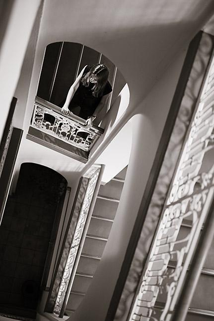 Schwarz-Weiß-Fotografie im Peter Lindbergh Stil (c) Guido Rottmann