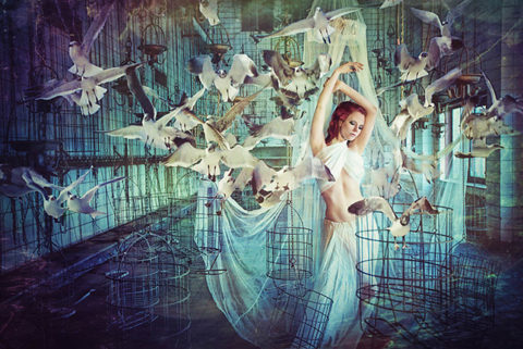 Grace and Industry, Foto: Jamari Lior, Model: Sway Efey