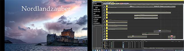 Erstellung einer digitalen Diaschau mit Stumpfl Wings Platinum