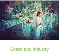 Grace and Industry - Jamari Lior
