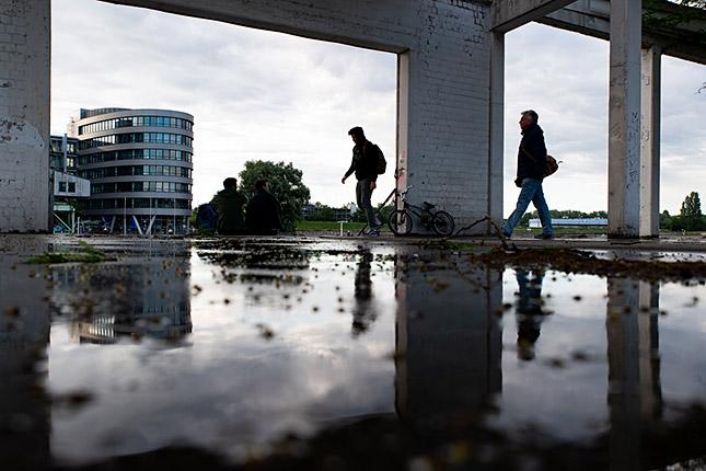 Stadtleben; © Klaus Wohlmann