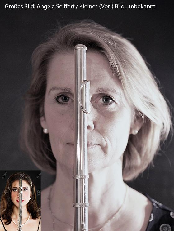 Porträt und Selbstporträt im Stil berühmter Fotografen - Fotoworkshop ; © Angela Seiffert