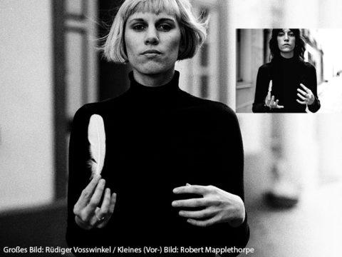 Porträt und Selbstporträt im Stil berühmter Fotografen - Fotoworkshop; © Rüdiger Vosswinkel