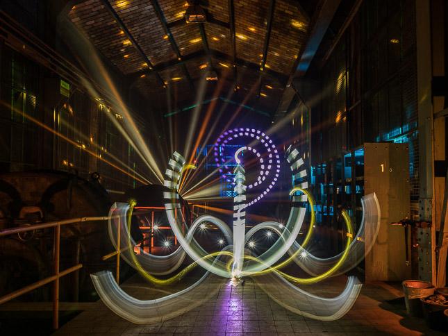 Lightpainting für Fortgeschittene, © ZOLAQ