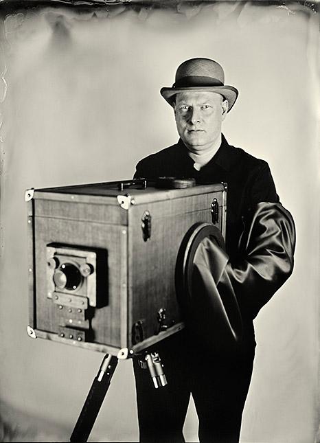 Cámara Minutera Porträt von Marc Kairies, © Erik Schlicksbier