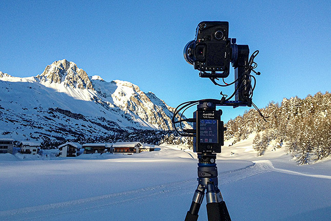 Panoramafotografie-Walk - Ausrüstung, © Thomas Bredenfeld