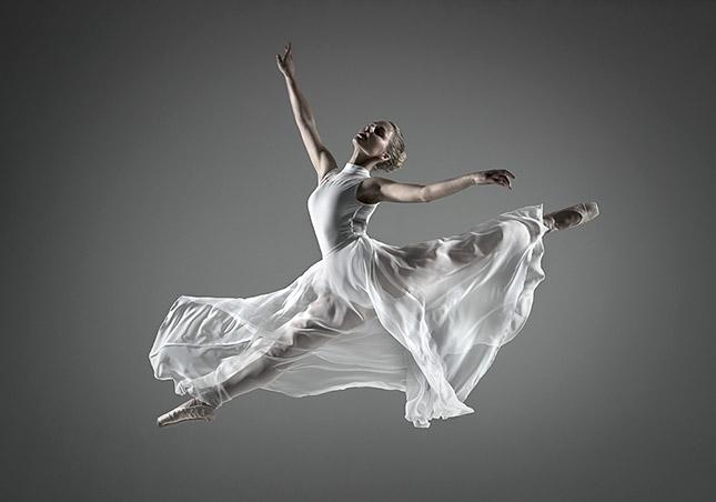 Ballettfotografie, © Sascha Hüttenhain