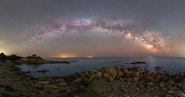 Nachtfotografie und Astrofotografie, © Katja Seidel