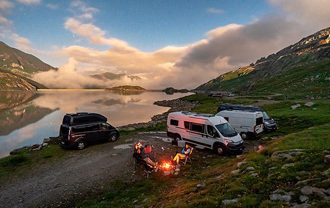 Vanlife – Als Fotograf im Camper unterwegs, © Katja Seidel