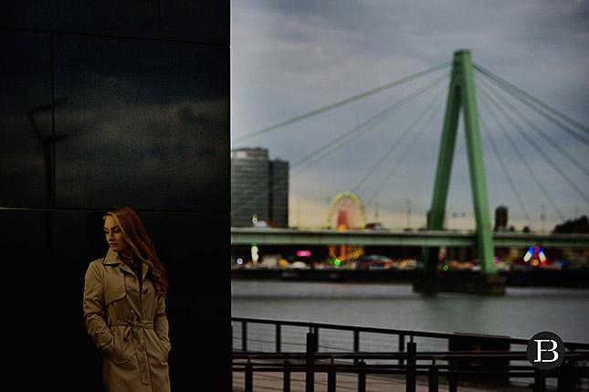 Portraits on Location mit Blitz- und Dauerlicht, © Firat Bagdu