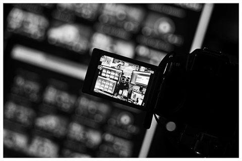 Filmen mit der DSLR; © Ralf Falbe