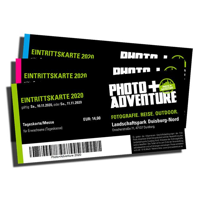Photo+Adventure Tickets 2020