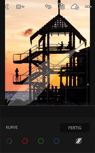 Mobile Bildbearbeitung, © Maike Jarsetz