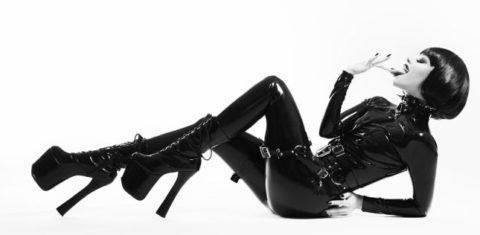 Kinky Fashion - Latex-Fptografie (c) K2 Studio