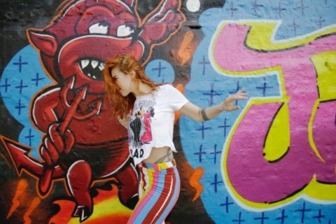 Graffiti-Portraits (c) Paul Leclaire