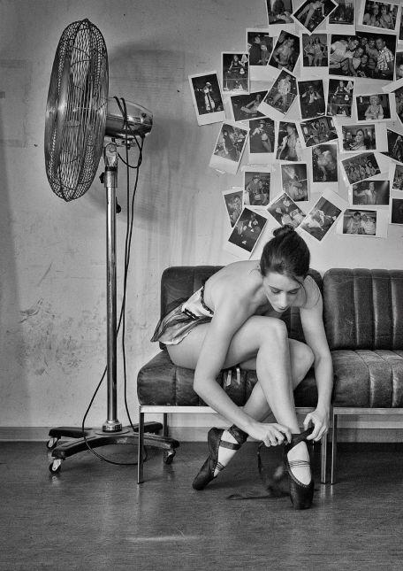 Einstieg in die Studiofotografie (c) Egbert Rettinghaus