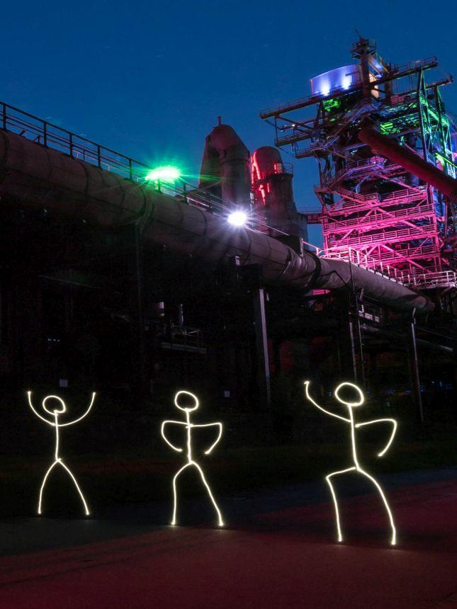 ZOLAQ Lightpainting für Einsteiger (c) ZOLAQ