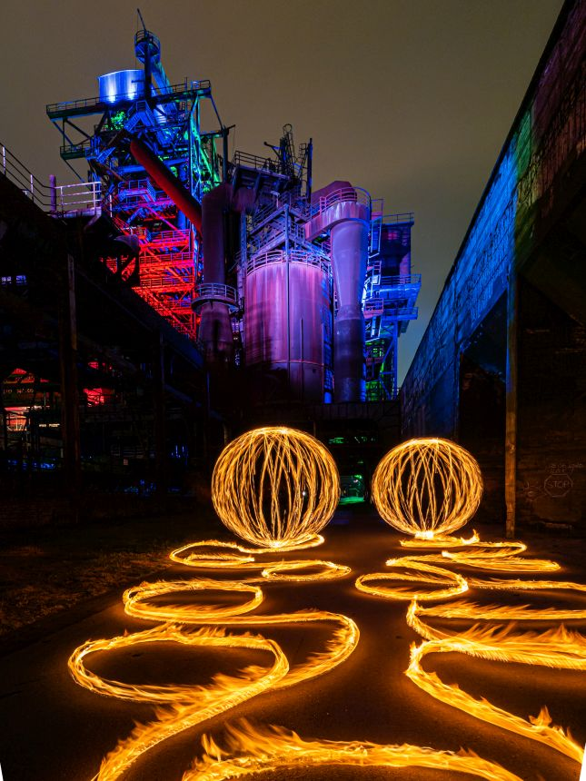 ZOLAQ Lightpainting für Fortgeschrittene (c) ZOLAQ