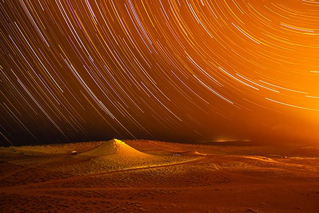 Licht und Wetter in der Landschaftsfotografie, © Adrian Rohnfelder