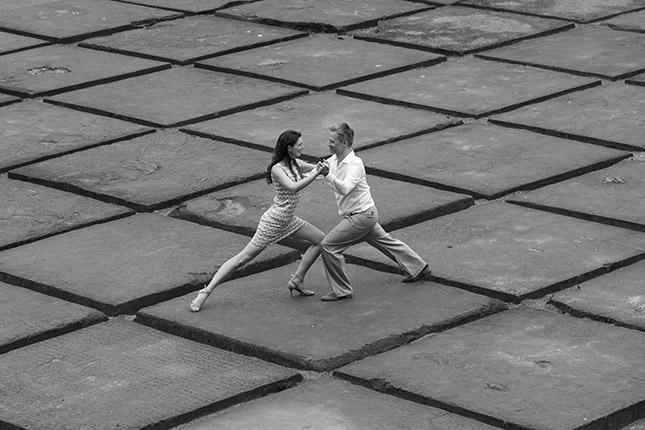 Tango im Lost Place, © Klaus Wohlmann