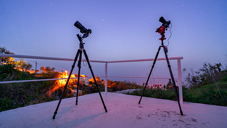 Deep Sky Fotografie mit einfachen Mitteln, © Katja Seidel