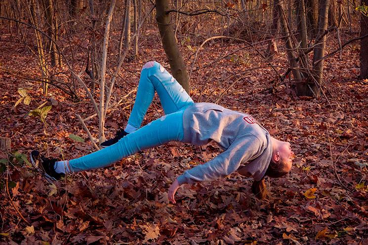 Levitation und Clonen, © Frank Kunath