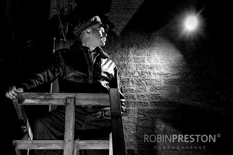 Film Noir - das Licht Hollywoods (c) Robin Preston
