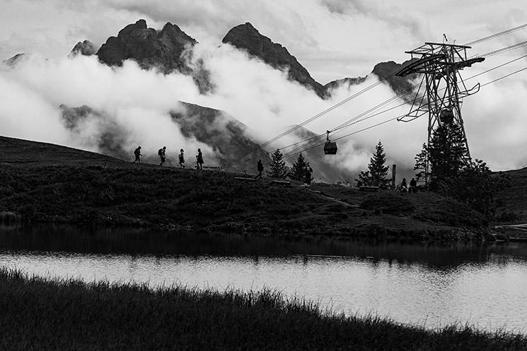 Schwarzweiß-Fotografie, © Klaus Wohlmann