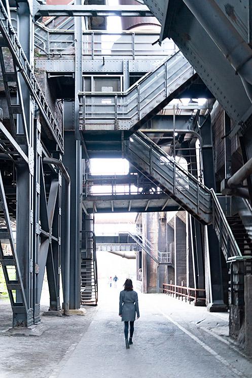 Menschen & Architektur in Symbiose, © Klaus Wohlmann